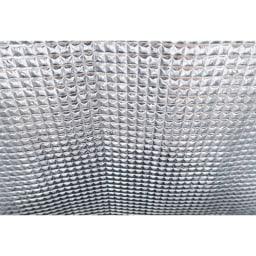 moz(モズ)/ショッピングキャリーバッグ|エルク 内側/保冷保温のアルミシート