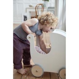 sebra(セバ)/ベビーカードール おもちゃ用乳母車