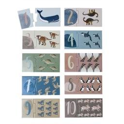 sebra(セバ)/カウンティングパズル|おもちゃ