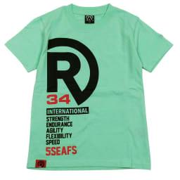 RealBvoice(リアルビーボイス)/キッズ ロゴバリエーションTシャツ(130-160cm) (イ)メロン