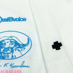RealBvoice(リアルビーボイス)/レディース バッファロー柄Tシャツ