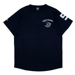 RealBvoice(リアルビーボイス)/ゴービーチ メンズドライTシャツ (イ)ネイビー/Front