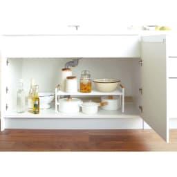 トスカ/キッチン収納棚