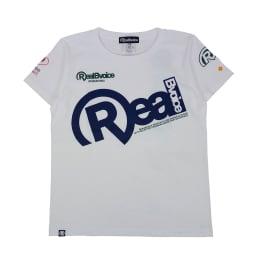 RealBvoice(リアルビーボイス)/ジャパンハートTシャツ (ア)ホワイト