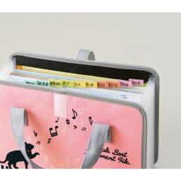 かんたん仕分けドキュメントファイルピアノキャット L
