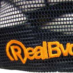 RealBvoice(リアルビーボイス)/キッズ R-MARK キャップ