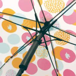 moz(モズ)/UVカットスリムジャンプ傘 フォレストデザイン