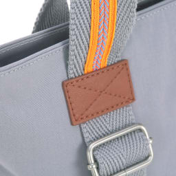 Laessig(レッシグ)/キッズ ヴィンテージトートバッグパック ベルトの長さ調節も可能