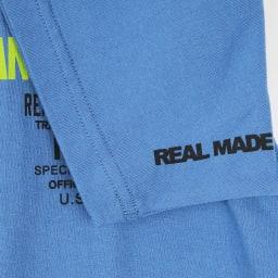 RealBvoice(リアルビーボイス)/ウォーターマン スピリット タイプS Tシャツ (イ)ブルー