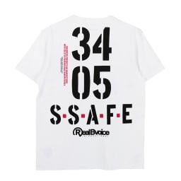 RealBvoice(リアルビーボイス)/ウォーターマン スピリット タイプS Tシャツ (ア)ホワイト…back