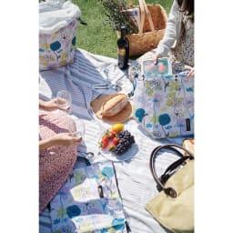 cocoro picnic(ココロ ピクニック)/コクリコ ピクニックバッグS