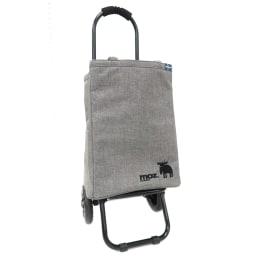 moz(モズ)/ショッピングキャリー トート型 フレームから外してトートバッグとしてもお使いいただけます