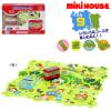 miki HOUSE(ミキハウス)/パズルトレイン おもちゃ