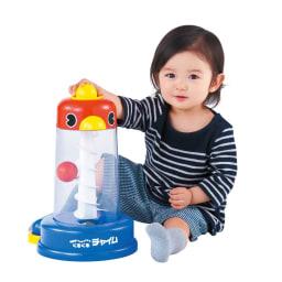 くもん/NEWくるくるチャイム|知育玩具 シンプルな遊びだから、0歳から夢中!