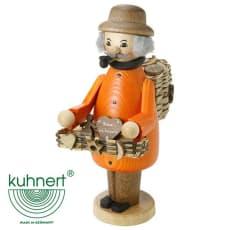 ドイツ製手作りミニパイプ人形 お菓子売り[kuhnert/クーネルト]