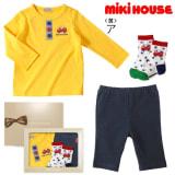 miki HOUSE(ミキハウス)/Tシャツ3点セット 写真