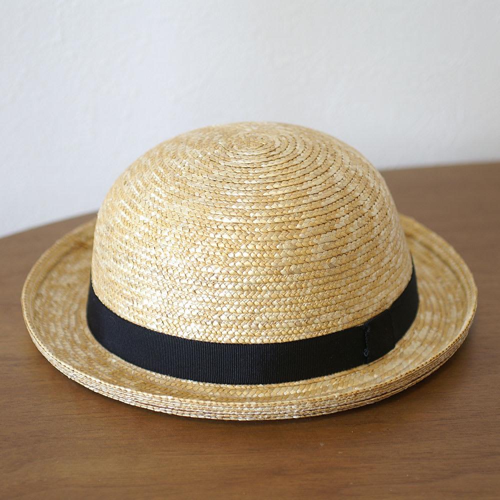 田中帽子店/麦わら帽子 子供用セーラー ルナ(Louna)