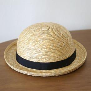 田中帽子店/麦わら帽子 子供用セーラー ルナ(Louna) 写真