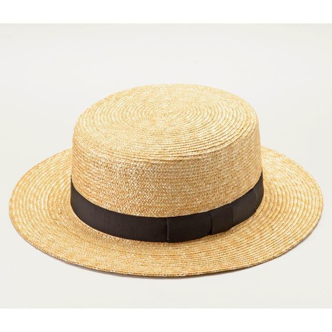 田中帽子店/麦わら帽子 マラン・フェム レディース