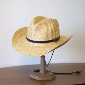 田中帽子店/麦わら帽子 ブルーノ メンズ 写真