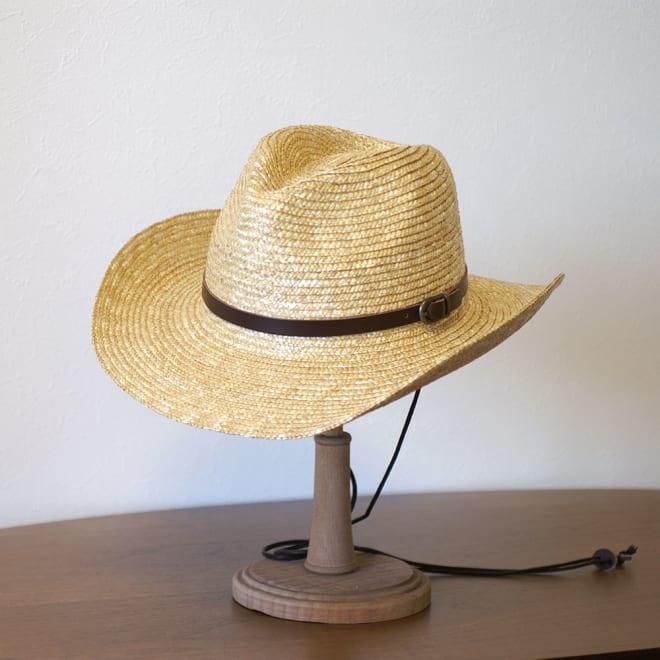 田中帽子店/麦わら帽子 ブルーノ メンズ