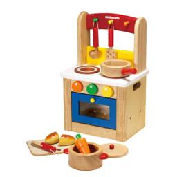 miki HOUSE(ミキハウス)/キッチンセット|おもちゃ