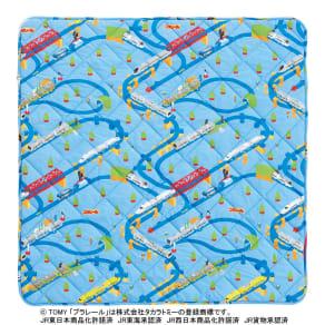プラレール プレイマット140×140 写真