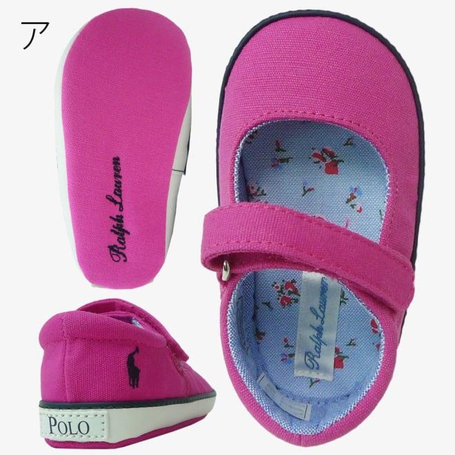 ポロ・ラルフローレン サンディーエムジェー レイエット 10cm(4)(ギフトBOX入り) ア:ピンク