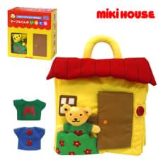 miki HOUSE(ミキハウス)/布えほん マーブルくんのいちにち|おもちゃ