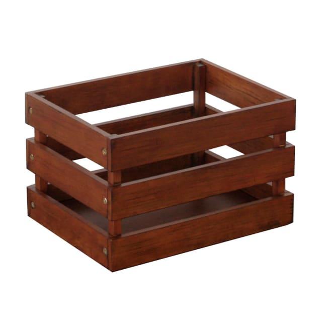 ネイキッズ クラシック スタッキングボックス 小物を入れるのにピッタリなアンティーク風ボックス