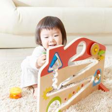 Ed・Inter(エド・インター)/あそびいっぱいスロープ おもちゃ・知育玩具