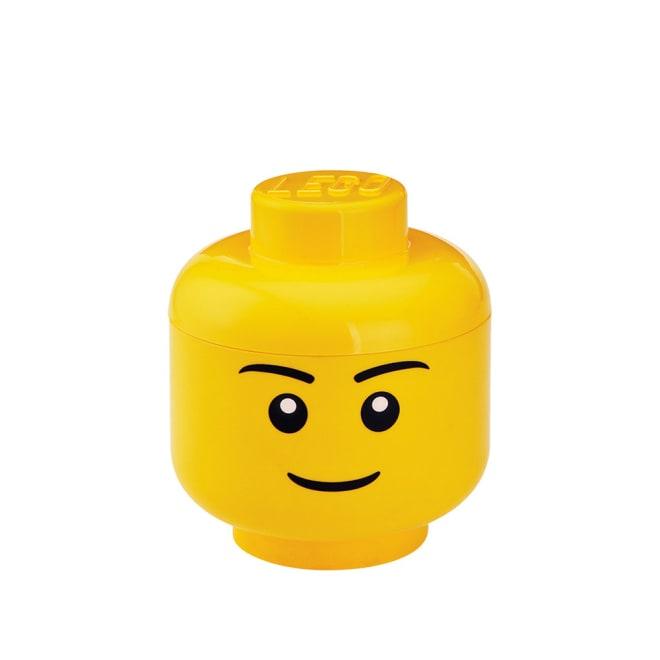 LEGO/レゴ ストレージヘッド Sサイズ (ア)ボーイ