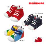 miki HOUSE(ミキハウス)/カラーベビーシューズ(12-13cm) 写真