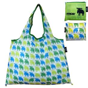 moz(モズ)/折りたたんで便利ショッピングバッグ|エルク 写真