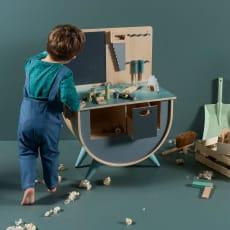 sebra(セバ)/ままごとベンチ|おもちゃ