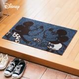 ミッキー&ミニー/ 玄関マット 50×75cm|Disney(ディズニー) 写真