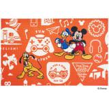 ミッキー/玄関マット 75×120cm|Disney(ディズニー)