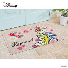Rapunzel(ラプンツェル)/玄関マット 75×120cm|Disney(ディズニー)