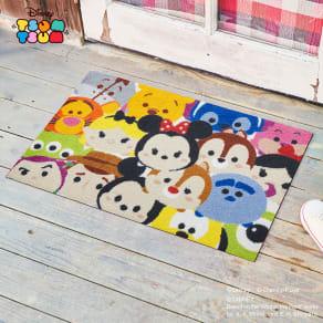 Tsum Tsum(ツムツム)/玄関マット 50×75cm|Disney(ディズニー) 写真