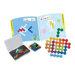Ed・Inter(エド・インター)/智脳ビーズ おもちゃ・知育玩具