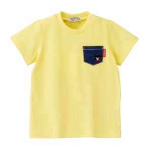 miki HOUSE(ミキハウス)/ダブルB 半袖Tシャツ 写真
