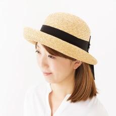 田中帽子店/麦わら帽子 女性用帽子 ブルトン
