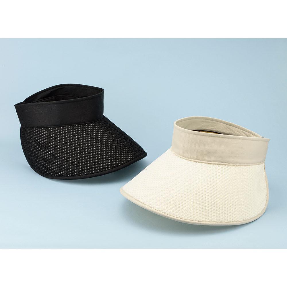 オリハラスタイル/折りたたみ式軽量UVサンバイザ-