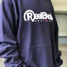 RealBvoice(リアルビーボイス)/ウォッシング サイドポケット スウェットトレーナー