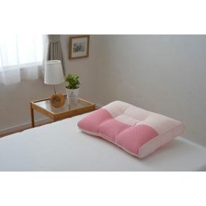 西川京都/日本製 頸椎支持型 高さ自在枕 写真