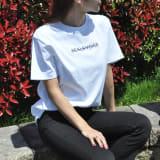 RealBvoice(リアルビーボイス)/ホリゾンタルレディス Tシャツ 写真