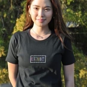 RealBvoice(リアルビーボイス)/パームツリー レディスTシャツ 写真
