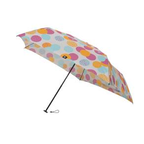 moz(モズ)/UVカット折り畳み傘 エルクと水玉 写真