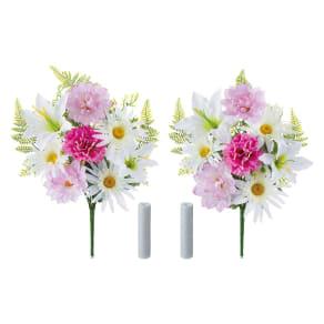 COGIT(コジット)/お花屋さんが考えたエレガント仏花 2束セット 写真