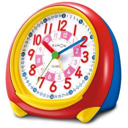 くもん/スタディめざまし|知育玩具 生活習慣も身に付く!実用的なめざまし時計。